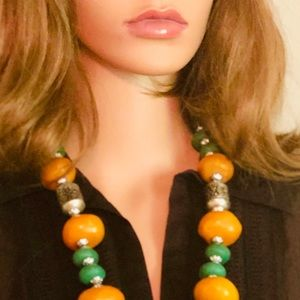 Jewelry - Moroccan Berber Statement Necklace